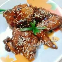 Resep Chicken Teriyaki Aroma Bawang Putih Tanpa Minyak
