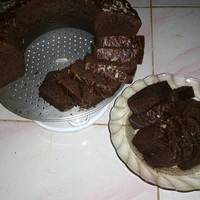 Brownies kukus simple