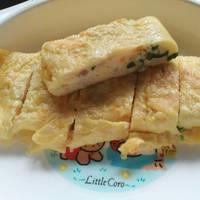 Tamagoyaki Dori Tofu (MPASI 1y+)