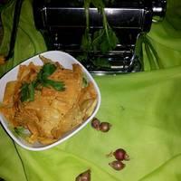 Kue Bawang Gurih Renyah