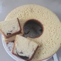 Marmer Cake Jadul Pak Sahak (All in one Method)