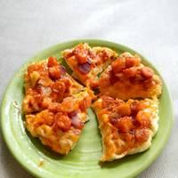 Pizza teflon