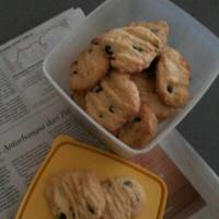 Milky chocochips cookies