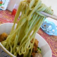 Mie Sawi Homemade