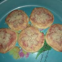 Pizza mini ala tintin rayner #pizzamini