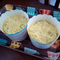 Macaroni Schotel Salmon Kukus (MPASI 1y+)