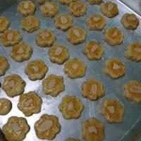 Kue Kacang Almond