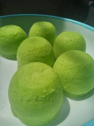 Foto masakan dari Brownies Kukus Pandan Simple
