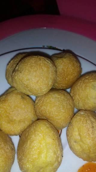 Foto masakan dari Tahu bulat