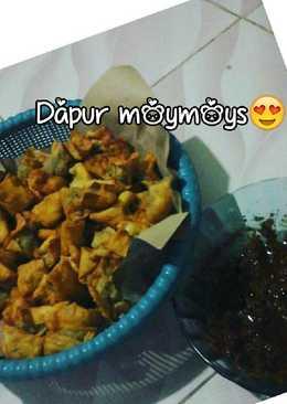 Batagor ikan kulit pangsit