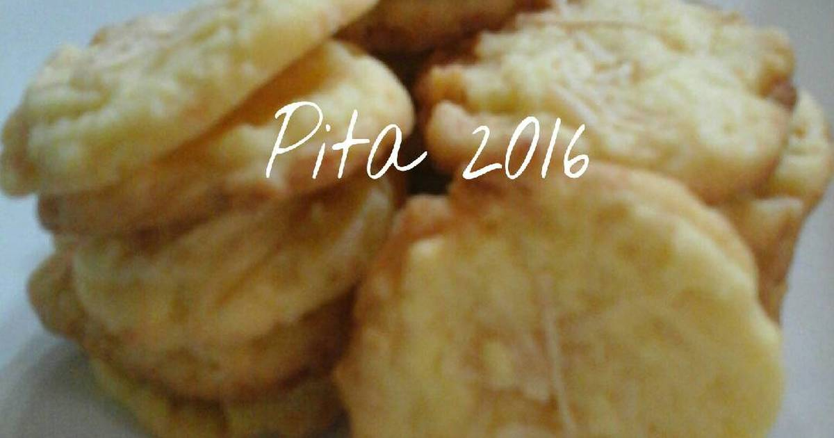 Resep Cookies putel keju
