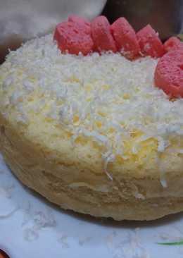 Cheesecake kukus