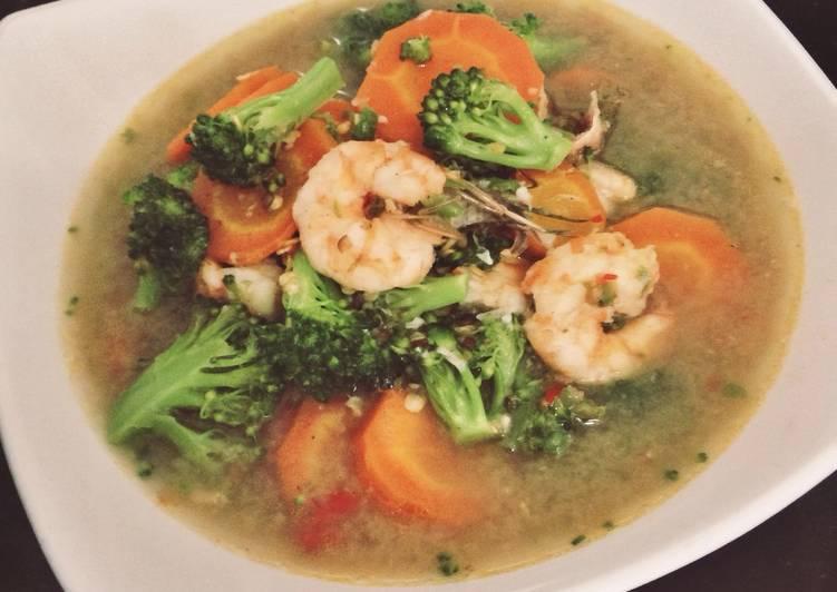 Resep Brokoli Cah Tahu