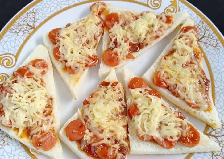 Gambar Pizza Roti Gambar Makanan