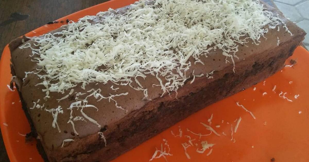 Resep Cake Kukus Lumer: Resep Brownies Cokju Kukus Oleh DESITA
