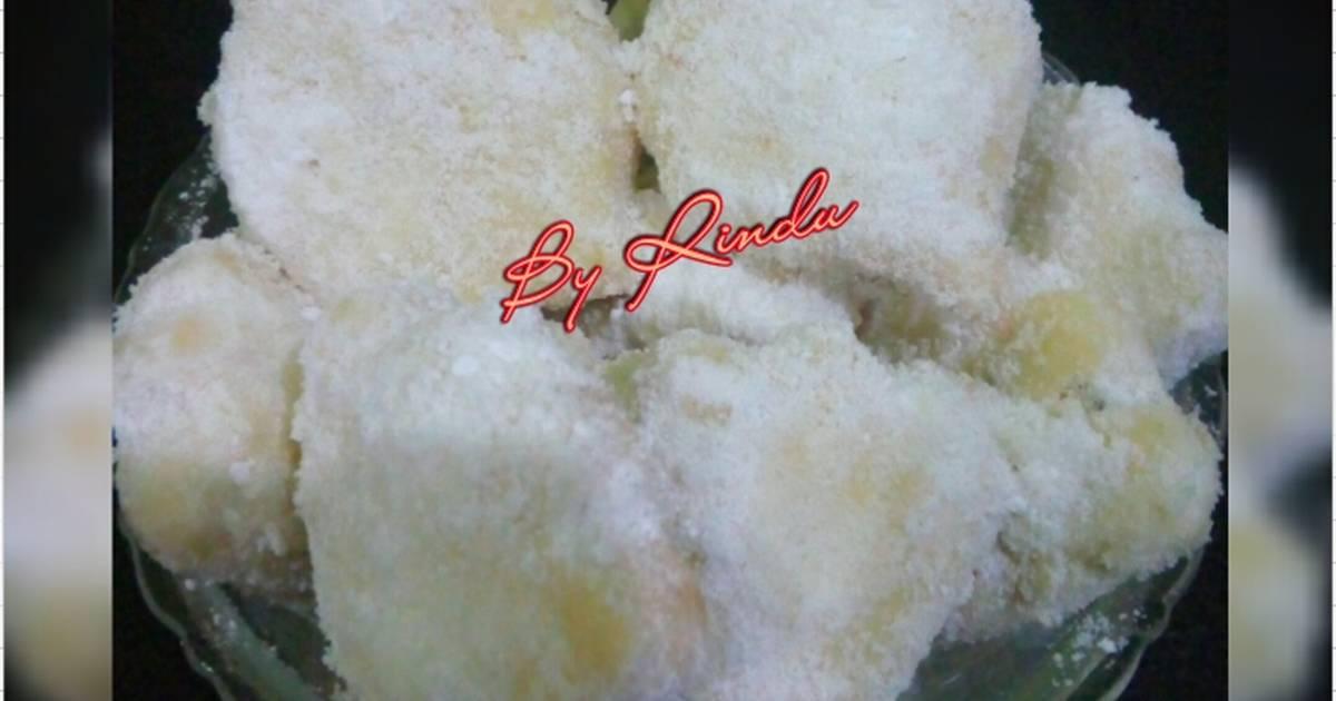 Resep Putri Salju Special Kacang Mete