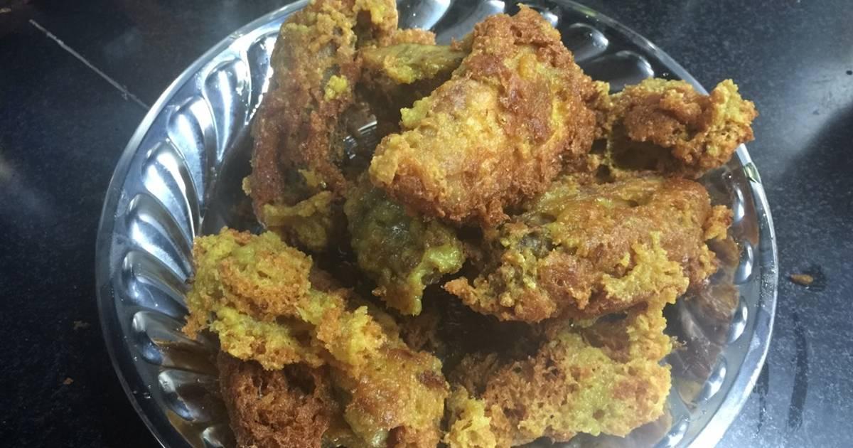 Resep Ayam Goreng Kremes Gurih