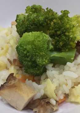Nasi Goreng ala Jepang (Cahan)