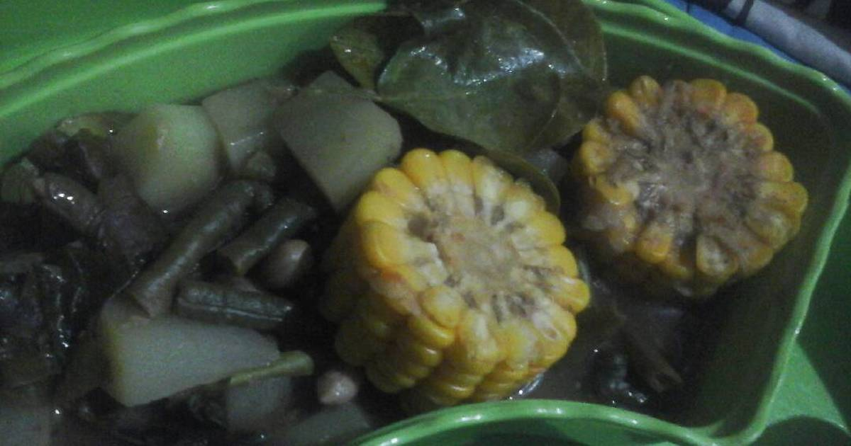 Resep Sayur Asem Lombok