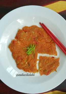 Pancake Kimchi (kimchijeon)