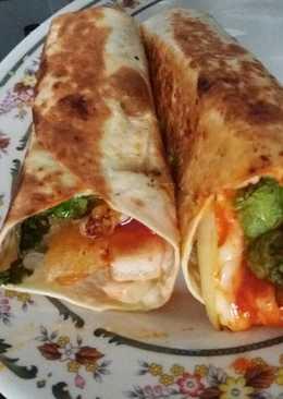 Kebab Isi Ayam / Shawarma