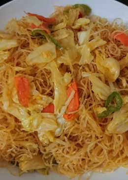 Ingin Melihat Resep Masakan Indonesia Bihun Goreng Terpopuler