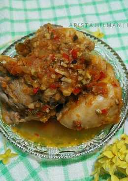 Ayam Masak Tomat Pedas