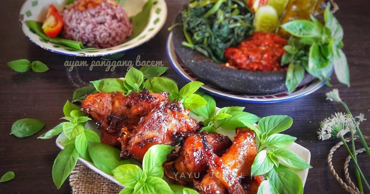 Resep Ayam Panggang Praktis