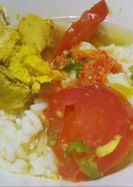 Soto Ayam (oil free diet dr Joko Siswoyo)