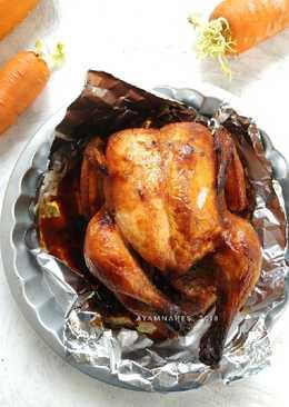 Ayam Panggang Hainan
