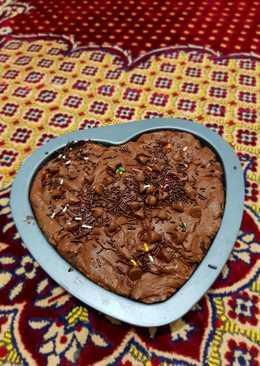 Brownies panggang simple