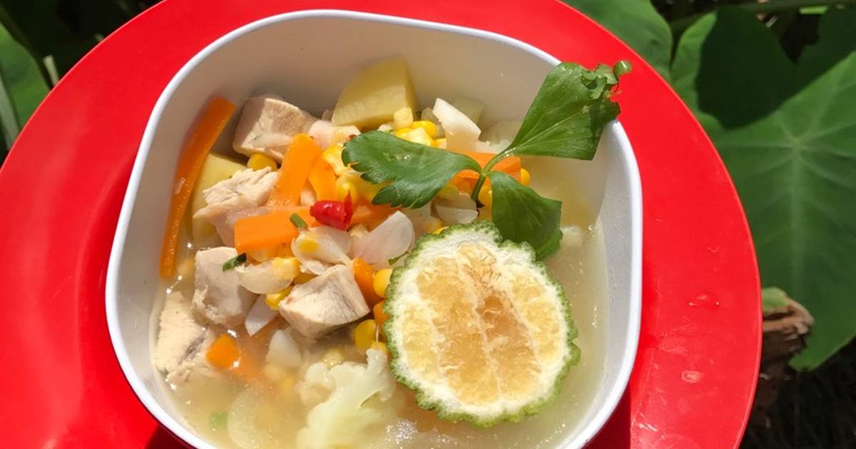 Kreasi Masakan untuk Lebaran: Steak Ayam Saus Opor!