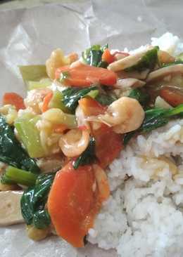 Capjay seafood bakso