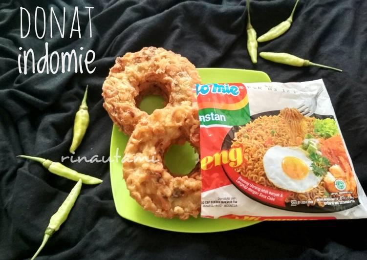 Resep Donut Indomie By Rina Utami