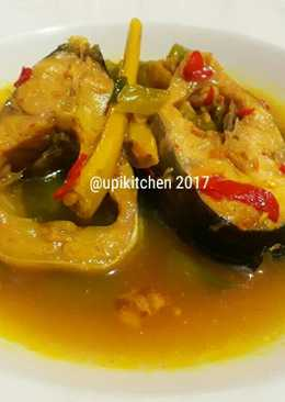 Ikan Patin Kuah Kuning Asam Pedas