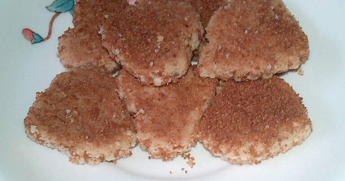 Resep cookies salut gula palem