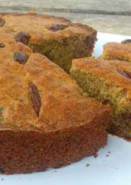 39. Cake Pisang Kurma Madu