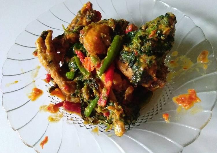 Resep Ayam goreng kemangi pedas Karya Diah Ardila Sari