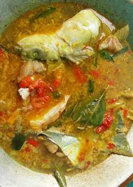 Ikan Patin Pedas Tanpa atau Pakai Santan