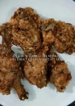 Ayam Goreng Bumbu Rempah