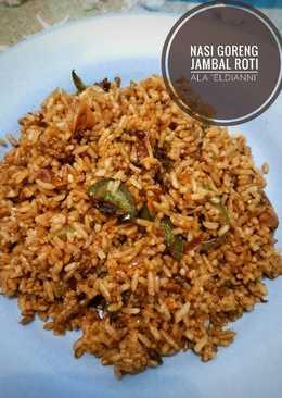 Nasi Goreng Jambal Roti