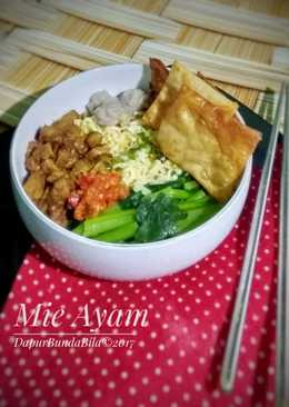 🍜 Mie Ayam 🍜 (Again)