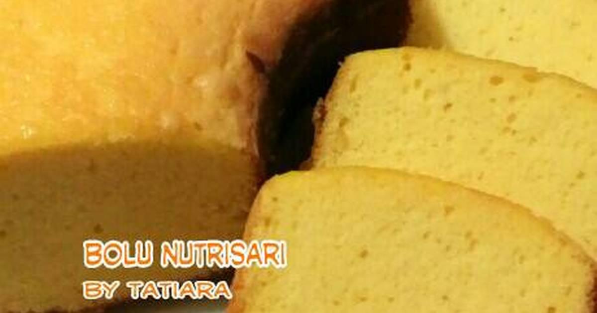 Resep Bolu Nutrisari