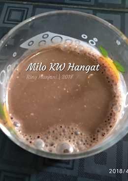 Milo KW Hangat