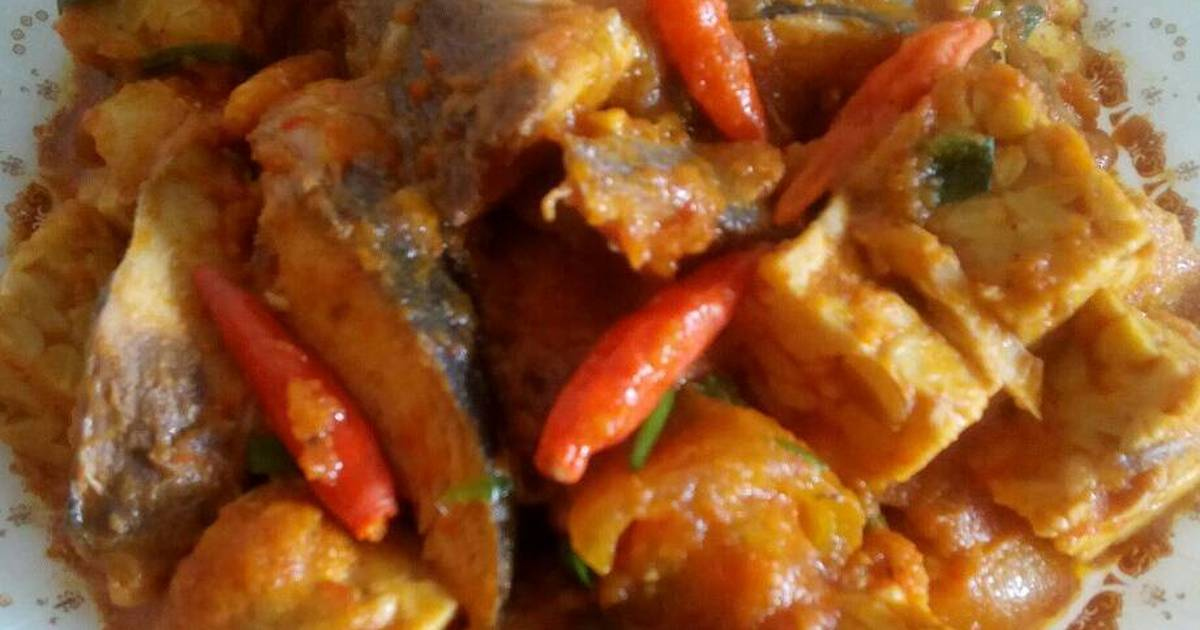 21 resep bumbu rujak tempe enak dan sederhana   cookpad
