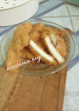 Chicken katsu *ayam kedinginan :)