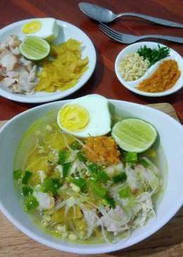 Soto Ayam Tulungagung