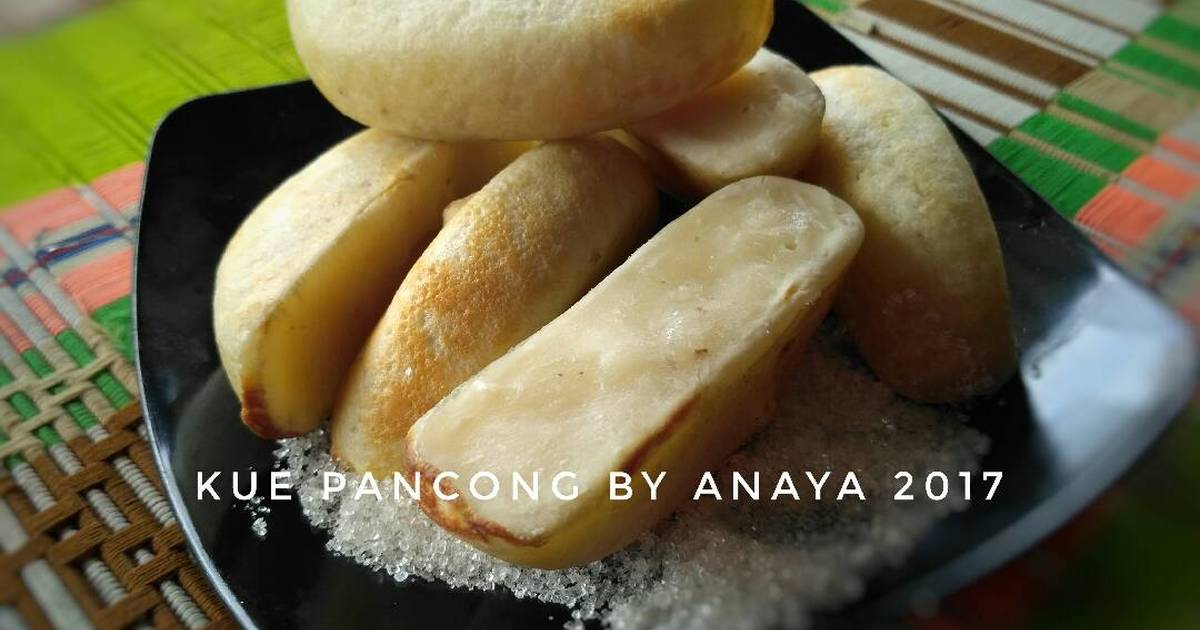 Resep Kue Bawang Jadul: Resep Kue Pancong, Jadul Tapi Ngangenin.. Oleh Anaya
