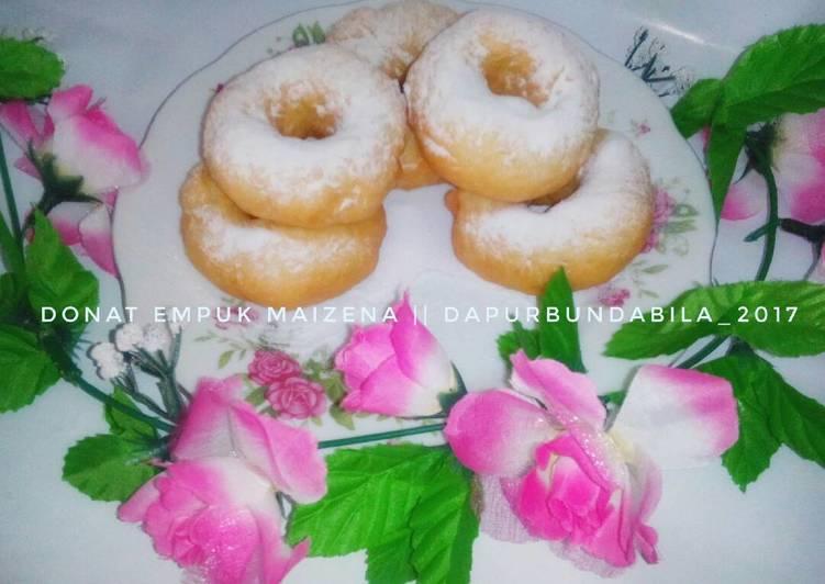 gambar untuk resep makanan Donat Empuk Maizena