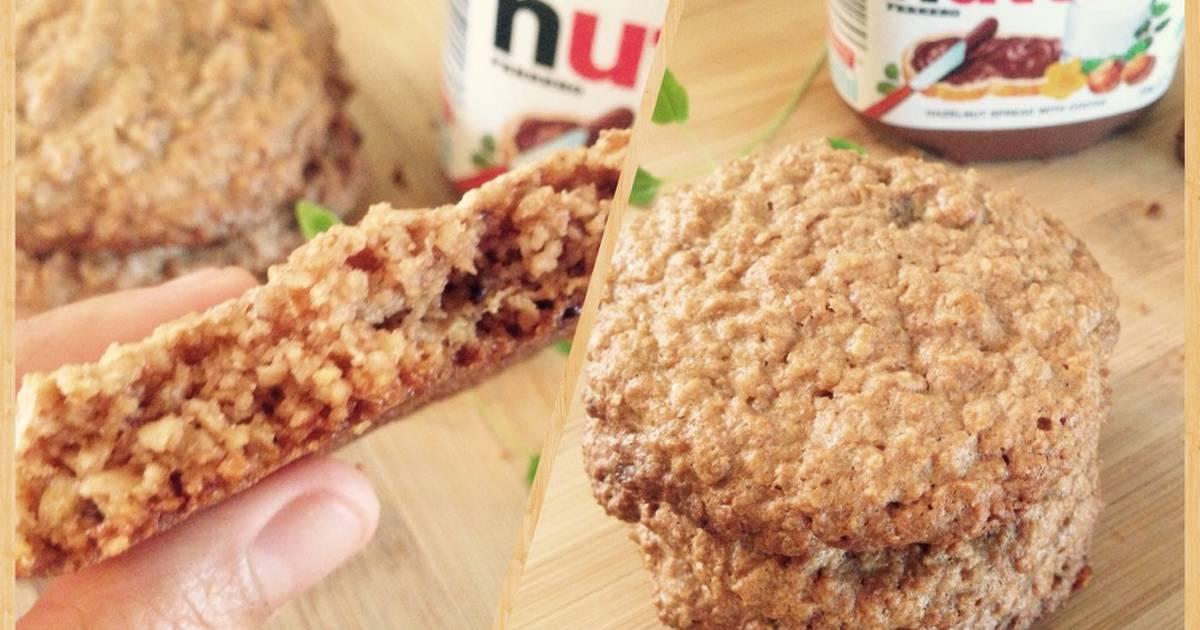 Resep Flourless Oatmeal Cookies